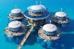 HIVE. Подводная гостиница. Бермуды.