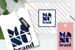 Лого и стиль магазин ж.одежды