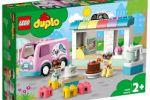 Набор LEGO ПЕКАРНЯ – Играем и угощаем друзей!