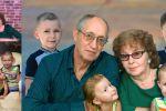 монтаж семейного портрета