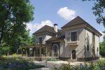 Визуализация загородного дома - новый вариант визуализации_4
