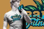 """Логотип фитнес-стартапа """"Bali Fitness"""""""