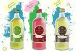 Дизайн этикетки безалкогольной продукции