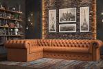 Моделирование и виз дивана честер
