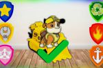 Paw Patrol   Wrong Superheroes Puzzle Series   For Kids