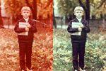 Восстановление фото, восстановление цвета