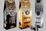 разработка дизайна упаковок кофе