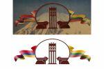Отрисовка логотипа Арарат