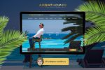 "Разработка сайта ""Arbat Homes"""