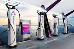 Амперсанд заправочные станции для электромобилей