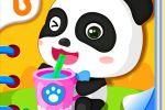 Приложение Baby Panda's Daily Life