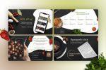 Презентация приложения для ресторанов