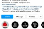 Dubai Fashion School