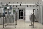 Визуализация магазина женской одежды fashion look