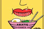 Рекламный ролик для ресторана Asiatiq