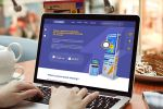 Разработка сайта для компании ichargepoint в Дубае