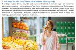 Интервью для продуктового магазина и кейтеринг службы США