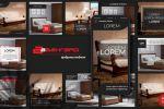 Оформление Инстаграм мебельной фабрики Авангард