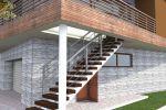 Пристрой новой лестницы