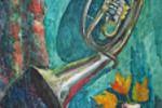 Натюрморт с трубой