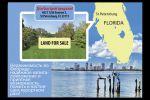 Рекламная листовка о продаже недвижимости во Флориде