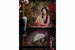 Создание концепции рекламы ножниц Tayo. Фото - Брагин Вардан