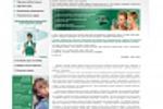 Корпоративный сайт, сеть стоматологических клиник