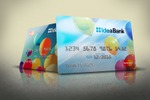 Idea Bank Plastic card