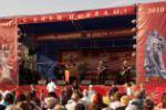Сцена в Коломенском 9 мая