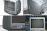 Телевизор переносной ALPHA 15(2004г.)