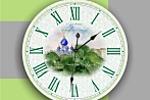 Дизайн для производства часов. Акварель авторская