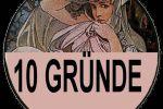 Перевод художественной статьи для журнала - 10 Grunde,De-Ru
