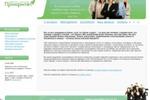 Веб-проект кадрового агентства Приоритет