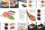 Один из первых суши-ресторанов, еще с описанием продукта, да ))