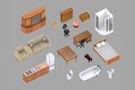 Мебель для игры