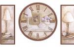 Дизайн часов и панно к ним