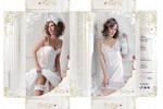 Серия коробок для нижнего белья Rosa Selvatica