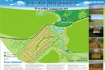 Карта коттеджного поселка Дворяниново