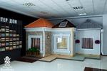 Выставочный стенд строительной компании