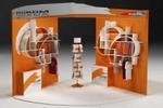 Выставочный стенд для рекламного агенства «РУССКОМ РЕКЛАМА»