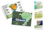Буклет «Индустриальная Гана». Заказчик - государство Гана.