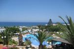 Вид из отеля в Греции