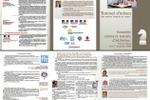 Буклет шахматного турнира против болезни Альцгеймера