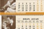 Календарь. Печать 4+2.