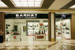 "Световой короб для магазина обуви ""Barhat"""
