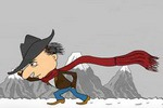 Анимация 2D персонажа (в цвете)