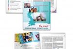 Буклет для обучающей программы Top Level