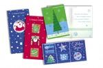 Новогодние открытки для «Hallmark»