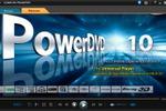 Flash плеер со скином PowerDVD 10