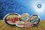 Серия этикеток для рыбы